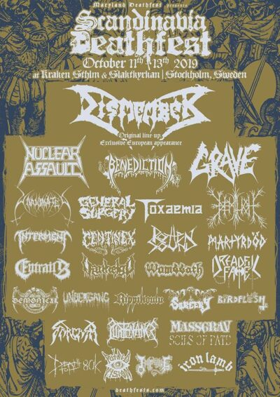 Show Report: Scandinavia Deathfest