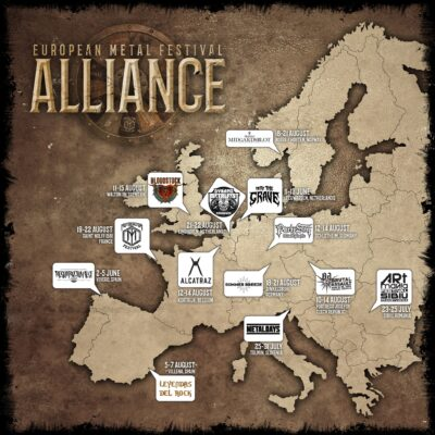 SHOW REPORT: EUROPEAN METAL FESTIVAL ALLIANCE